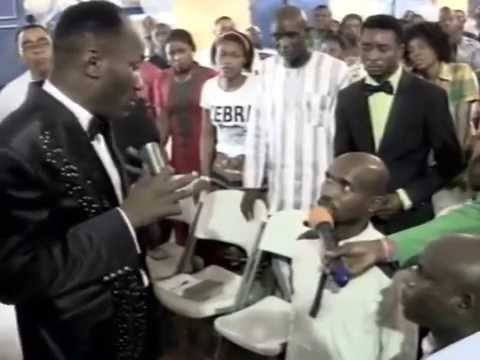 #Apostle Johnson Suleman(Prof) #Message From Hell #Part1 #2of3