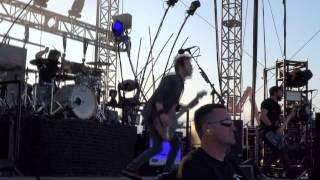 CHEVELLE LIVE AT THE STONE PONY SUMMERSTAGE ASBURY PARK, NJ., 2016. FULL CONCERT!
