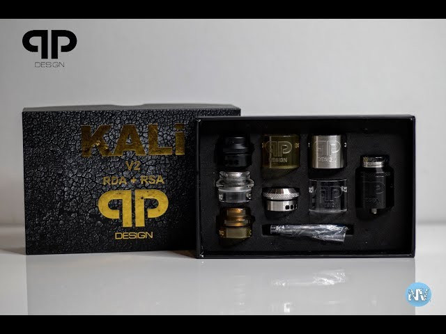 QP Design Kali V2 Master Kit - Review and thoughts