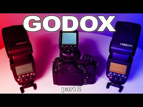 Godox XPro Remote COMPLETE GUIDE ▶︎ Godox Flashes part 2