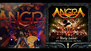 Angra - Holy Land 20th Anniversary: Live in São Paulo (full audio concert - bootleg)