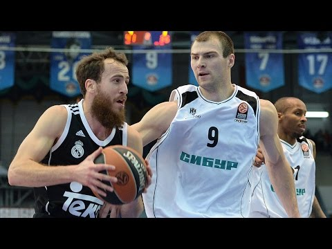 Highlights: Nizhny Novgorod-Real Madrid