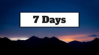 Alessia Cara   7 Days (Lyrics) | Panda Music