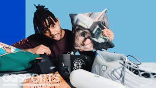 10 Things D'Angelo Russell Can't Live Without | GQ Sports
