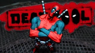 TIME TO CHOP SOME ASS | Deadpool #1