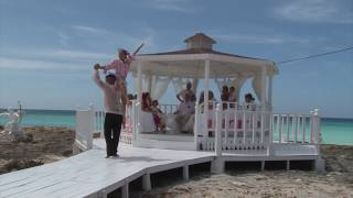preview picture of video 'Lynsey & Dave's Wedding Day, Playa Pesquero Cuba'