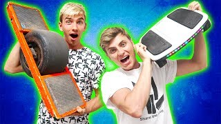 SUPER RARE HOVERBOARDS!! - Video Youtube