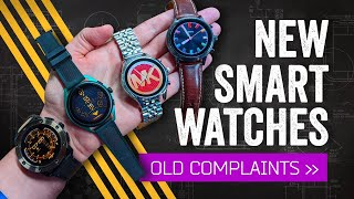 Fossil's Best Smartwatches Are Beautiful - But Google's Software Isn't
