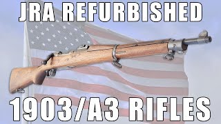 US Model 1903 .30-06 Rifle 5 Rd Bolt Action - C&R Eligible,Various U.S Military Manufacturers.