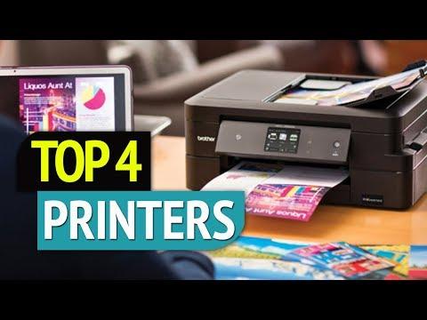 TOP 4: Printers 2018