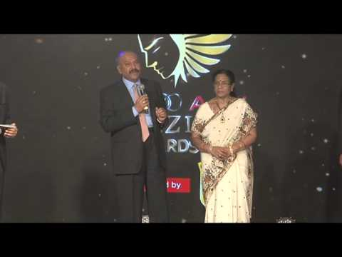 Mr. GM Rao - Audi RITZ Icon Awards 2015