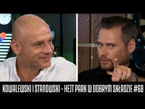 Hejt Park z prezesem Wojciechem Kowalewskim