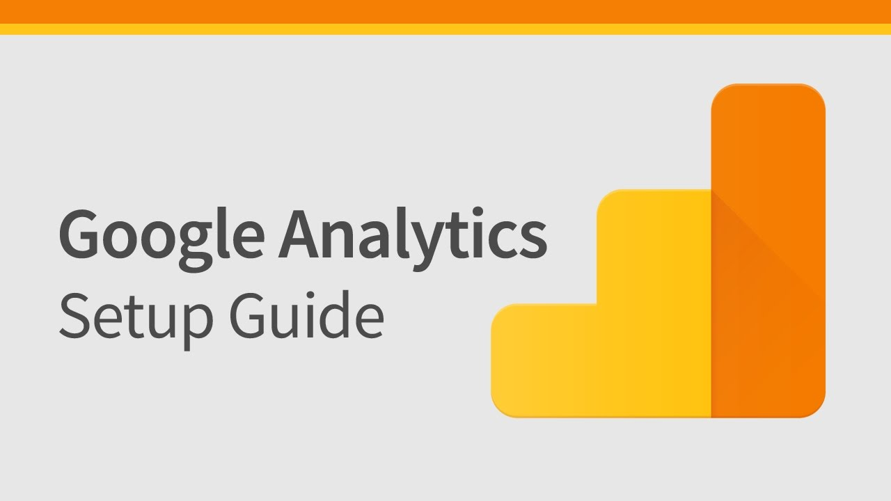 Setup Google Analytics & Install on Website