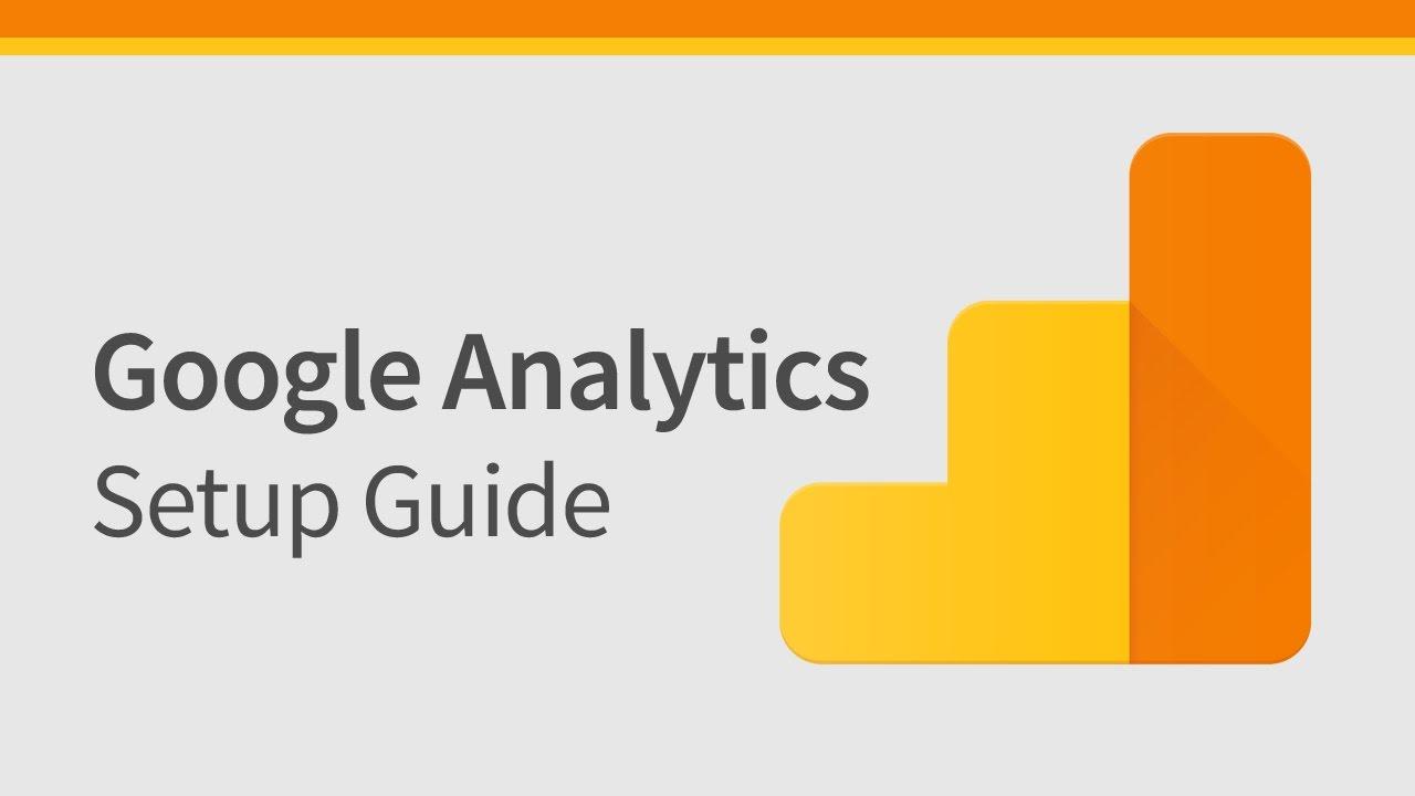 Setup Google Analytics & Install on Website