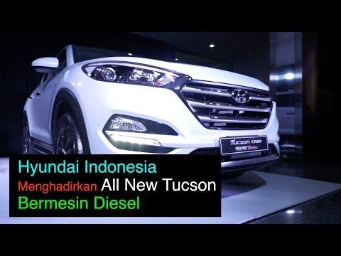 Peluncuran Hyundai All New Tucson CRDi eVGTurbo I OTO.com