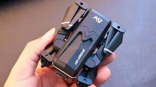 GoolRC KK1 Mini Drone Indoor Test Flight & Camera Test