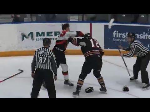 Ryan Chyzowski vs. Mark Kastelic