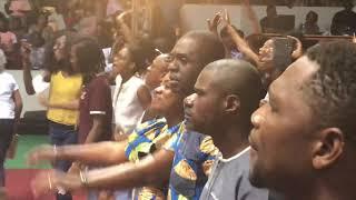 Saint Esprit (Live à Abidjan)   Dena Mwana