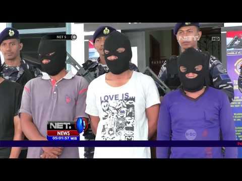 News Flash, 2 Perompak Berhasil Diamankan Petugas di Batam - NET 5
