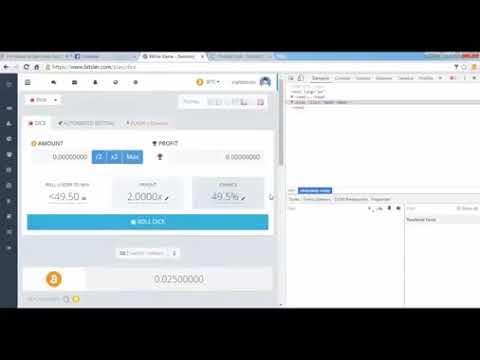 Bitsler Script bot Free Download Bitcoin Hack Software 22 05 2017