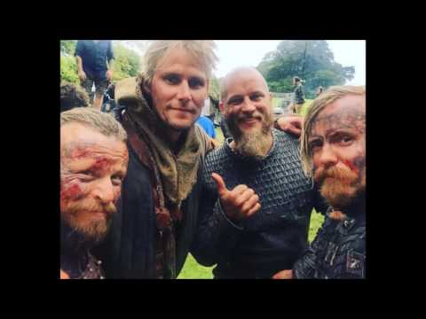 Vikings - Behind The Scenes  (Funny Moments )