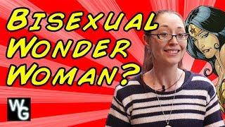 Is Wonder Woman Bisexual?
