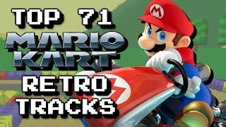 Top 71 Mario Kart Retro Tracks