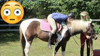 Riding Luna for the First Time 😳 (WK 331) | Bratayley