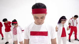 Saykoji - Merah Putih   Dance Choreography by @allstyleina