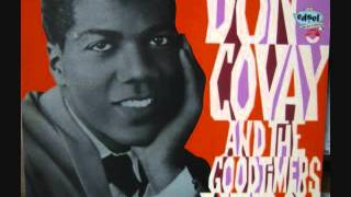 Don Covay & The GoodTimers -Temptation Was Too Strong