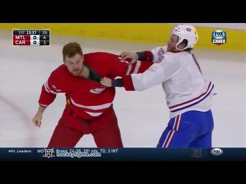 Brad Malone vs. Brandon Prust