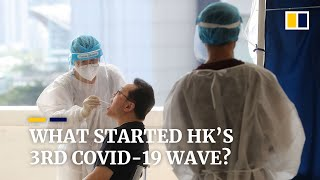 What Started Hong Kongs Third Covid-19 Wave?