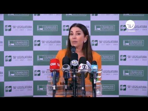 Coletiva com a relatora da PEC das Prerrogativas - 26/02/2021
