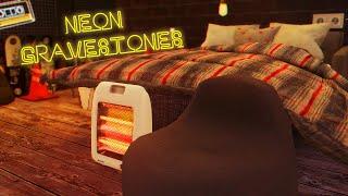 The Sims 4: Строительство | Neon Gravestones