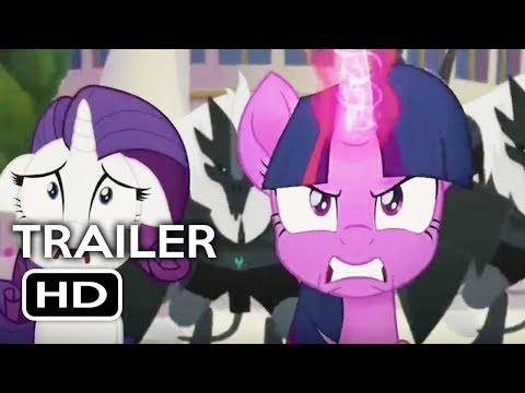 Movie Trailer: My Little Pony: The Movie (1)