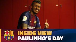 [BEHIND THE SCENES] 24 hours with Paulinho Bezerra