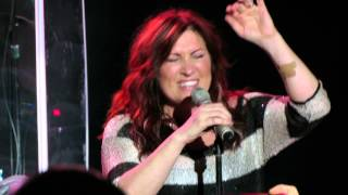 Jo Dee Messina - Don't Stop Believin' - Casino Miami Jail-Alai