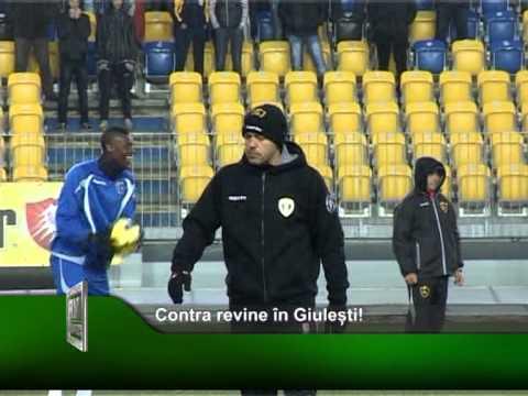 Contra revine în Giulești!