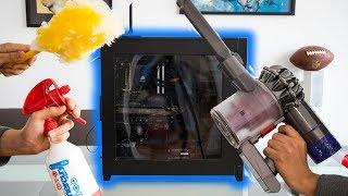 PC richtig Reinigen - Was zu beachten ist