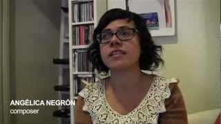"Angélica Negrón - ""Drawings for Meyoko"""
