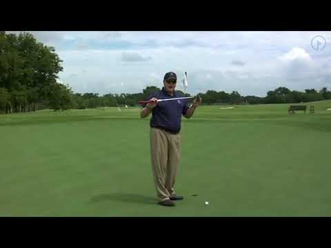 Putting Speed Drills: 9 Hole Safety Draw Back