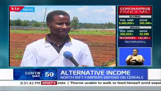 How North Rift farmers are venturing into alternative farming