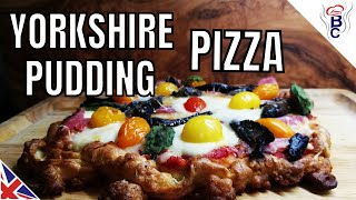 British Traditional Yorkshire Pudding Recipe Pizza Yorkshire Pudding Food Idea
