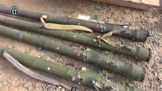 """Made in Iran"" weapons in Yemen"