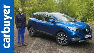 Renault Kadjar SUV 2019 In Depth Review   Carbuyer