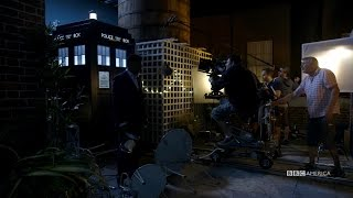 Доктор Кто, Doctor Who Christmas Behind the Scenes - Roof Tour