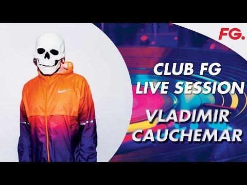 VLADIMIR CAUCHEMAR   CLUB FG LIVE DJ MIX   HALLOWEEN