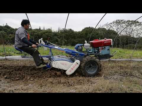 Walking Tractor at Best Price in India
