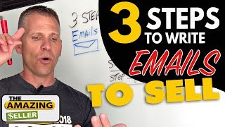 How to Write Emails to Sell a Product! Email Marketing Strategy in 3 Easy Steps!