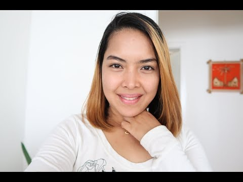 Night face mask mula sa Avon review